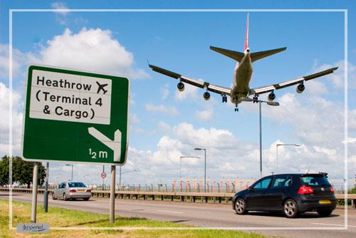 HEATHROW AIRPORT EXECUTIVE CAR TRANSFERS