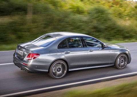 MERCEDES E-CLASS COMFORT, STYLE AND SAFETY