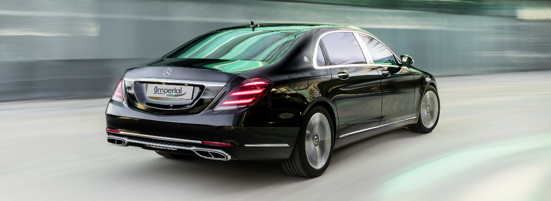 HIRE A MERCEDES V-CLASS CAR CHAUFFEUR WITH IMPERIAL RIDE