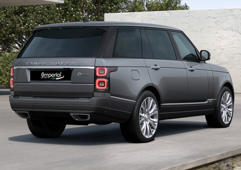 RANGE ROVER VOGUE COMFORT, STYLE AND SAFETY