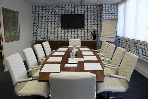 business-chauffeur-meeting-venue-finchley