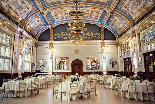 business-chauffeur-wedding-venue-finsbury-park
