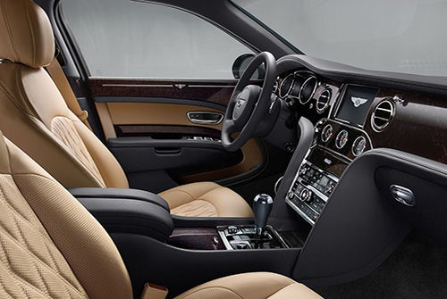 bentley mulsanne chauffeur driven car
