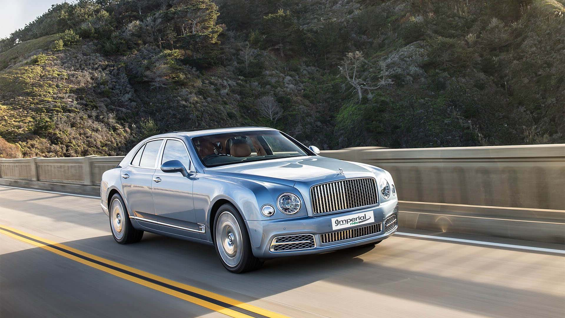 bentley mulsanne chauffeur