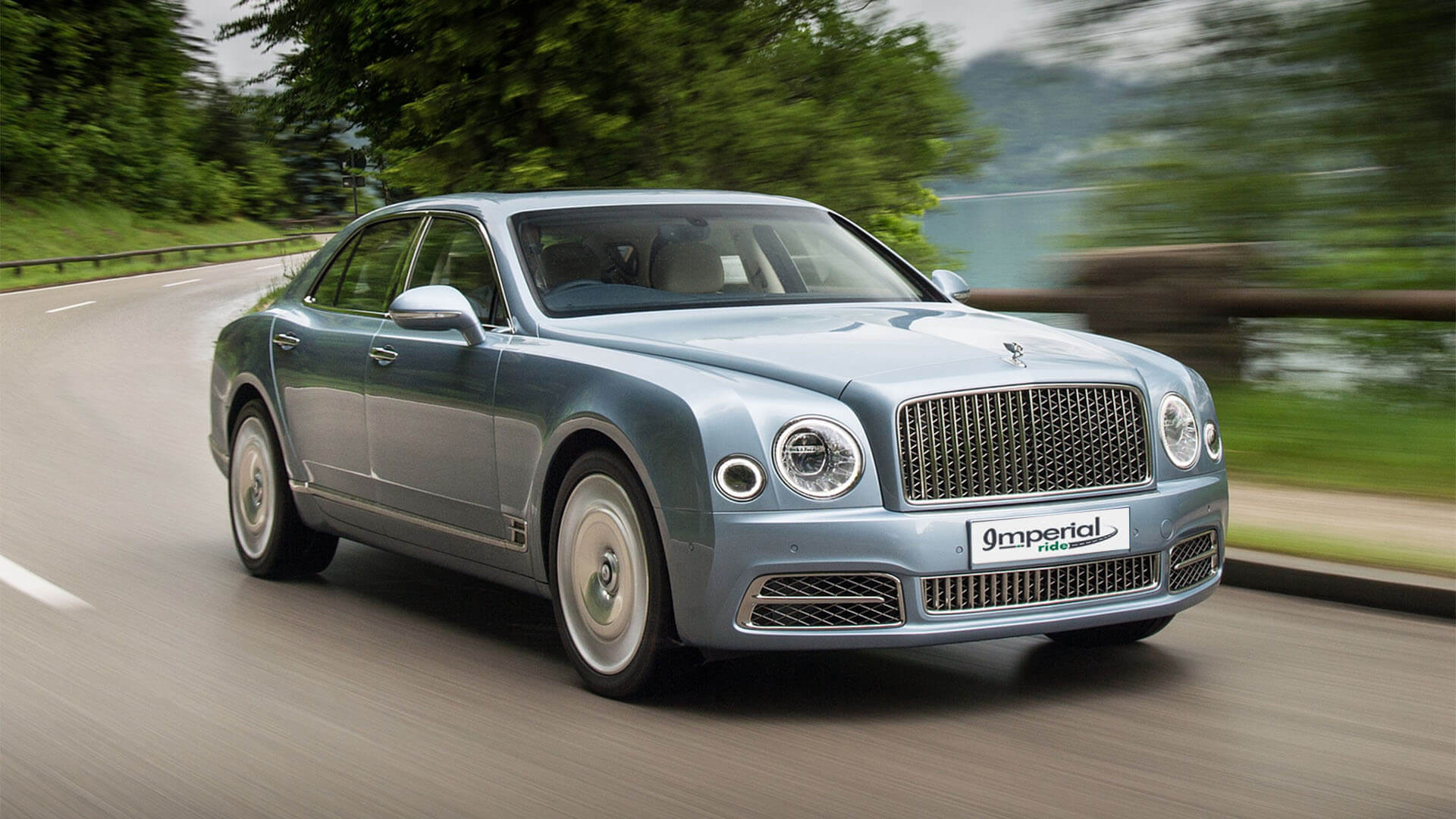bentley mulsanne chauffeur hire