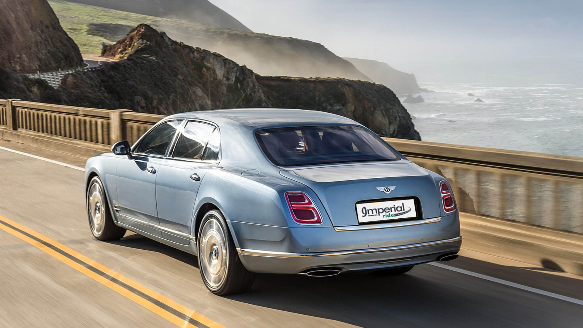 chauffeur bentley mulsanne
