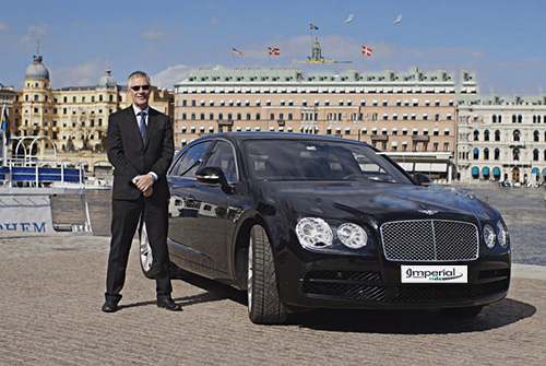 bentley flying spur business chauffeur