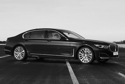 bmw 7 series airport transfers