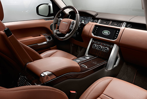 range rover autobiography hire