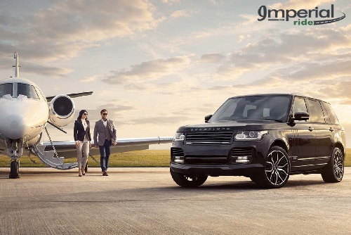 hire range rover autobiography airport transfers