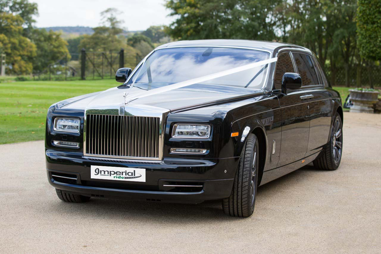 hire rolls royce car