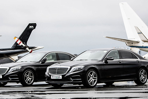 Hire Mercedes S Class For Airports Transfers