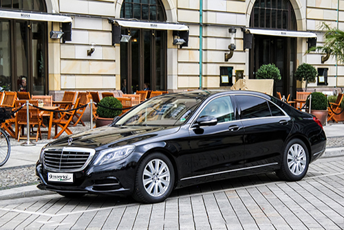 Hire Mercedes S Class For Events