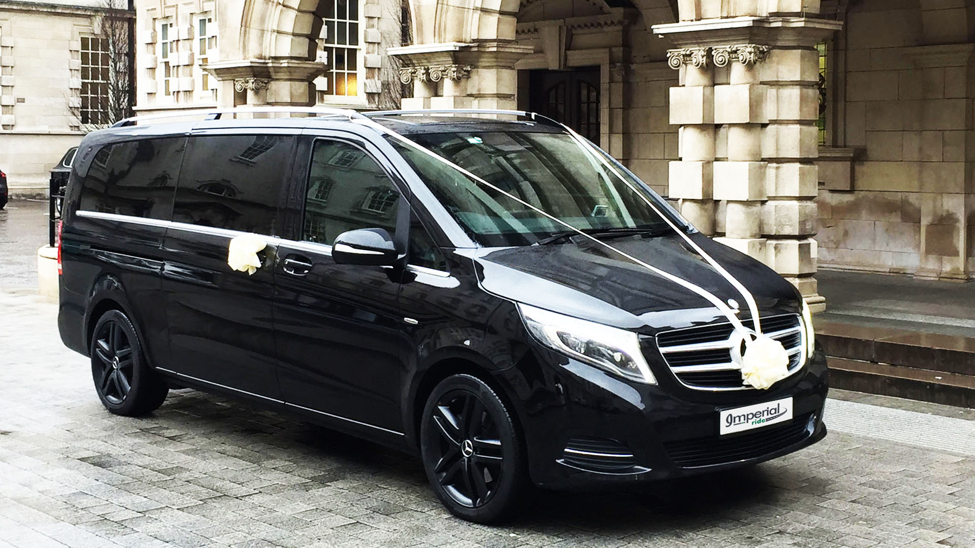 v-class-wedding-hire-in-greenwich
