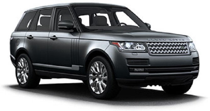 luxury suv chauffeur
