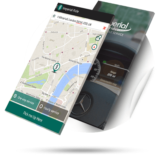 DOWNLOAD OUR CHAUFFEUR BOOKING APP