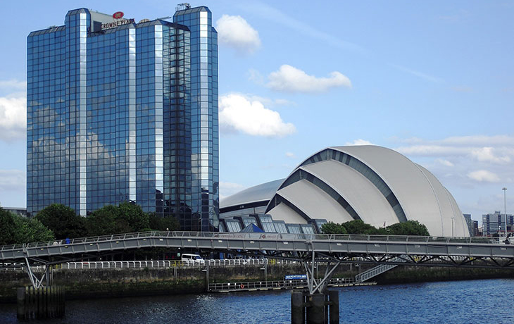 Hire Chauffeur for Glasgow
