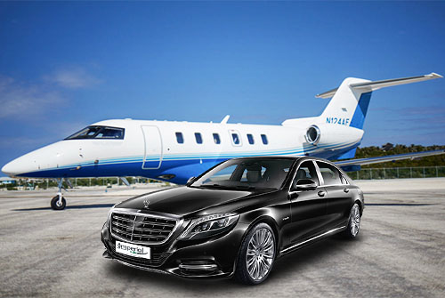 s-class airport transfers