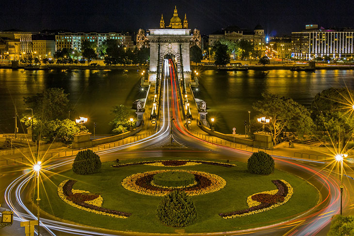 Hire Chauffeur in Budapest