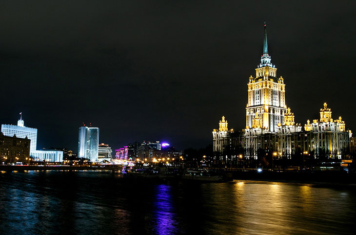 Chauffeur Hire service in Moscow