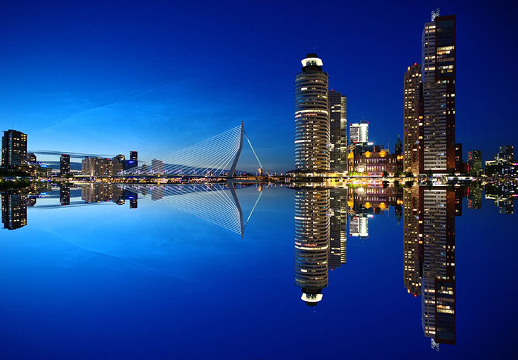 Hire Chauffeur for Rotterdam