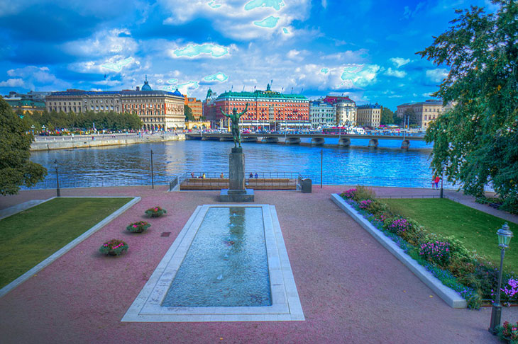 Hire Chauffeur for Stockholm