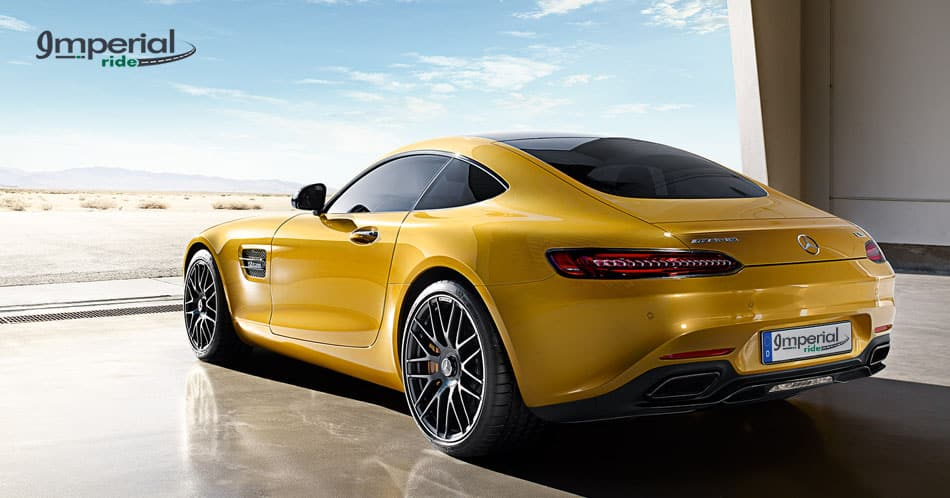 MERCEDES AMG GT - Imperial Ride