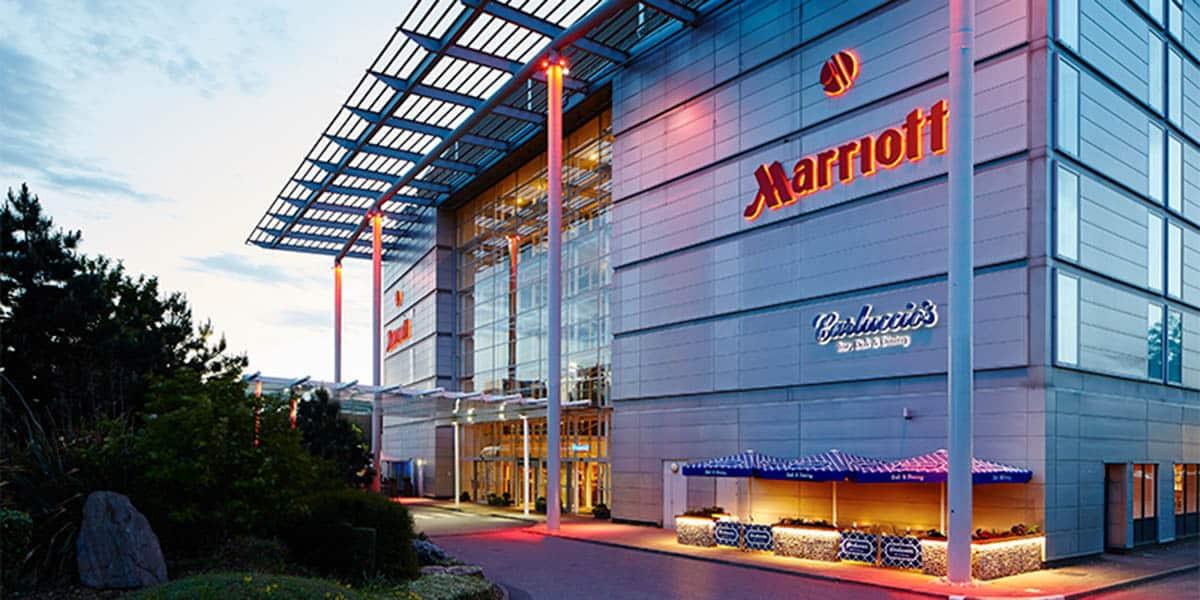 Heathrow Marriot Hotels